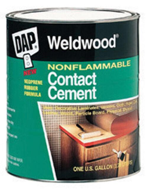 DAP Weldwood Nonflammable High Strength Synthetic Rubber ...