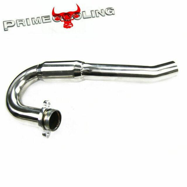 Exhaust Head Header Pipe Fit 2004-2008 HONDA CRF450R 2005