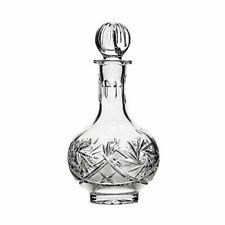 Crystal Bohemia Double Old Fashioned Whiskey Glasses Set