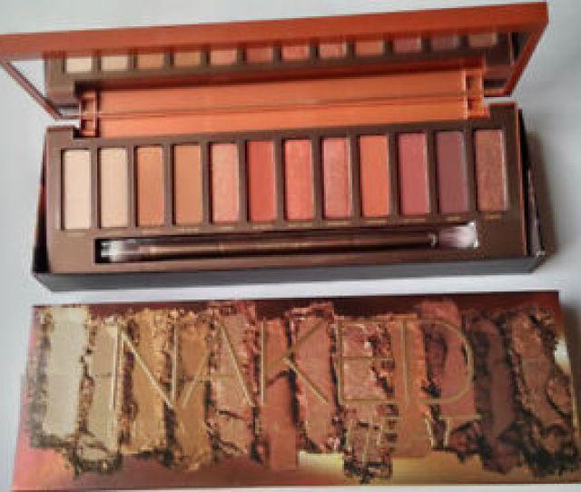 Urban Decay Naked Heat Eyeshadow Palette Brand New In Box Ebay