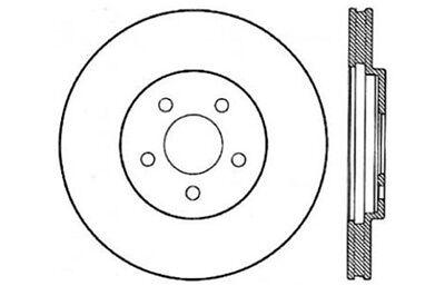 Disc Brake Rotor fits 1991-1995 Plymouth Acclaim C-TEK BY