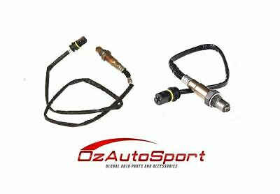 2 x o2 Oxygen Sensor for Mercedes Benz C200 KOMPRESSOR
