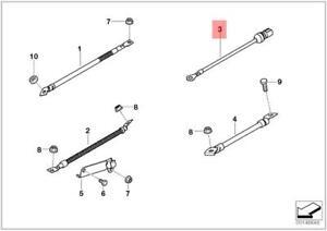Genuine BMW E70 E71 E90 Preheater System Lead Cable