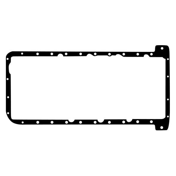 For BMW X5 2004-2010 Elring 272.520 Upper Oil Pan Gasket