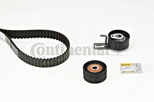 CONTITECH Timing Belt + Pulley KIT For VOLVO C30 S40 II