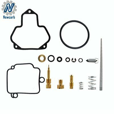 Carb Rebuild Kit Repair For Yamaha Big Bear 350 YFM350FW