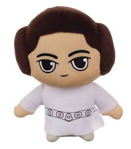 COMIC IMAGES STAR WARS LEIA SUPER DEFORMED PLUSH NEW WITH TAGS!