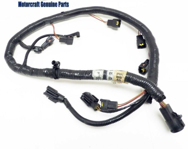 1995 /1996 Ford F150, Bronco 5.0L Mass Air Engine Wiring