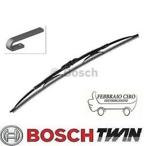 1 Bürste Scheibenwischer Bosch 3397004585 Twin 550mm Alfa