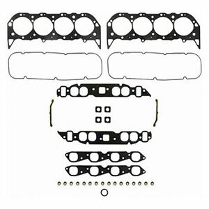 NIB Mercruiser 7.4L V8 GM Gasket Head Set Gen V w/Oval Int