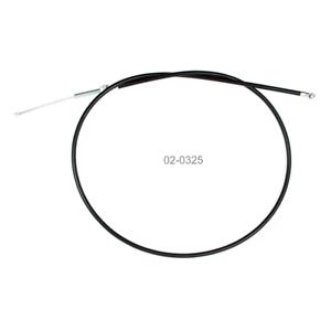 Black Vinyl Clutch Cable~2004 Honda VT1100C Shadow Spirit