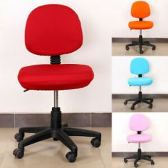 Chair Covers For Headrest Chairs At Target Store Office Computer Swivel Cover Case With Image Is Loading