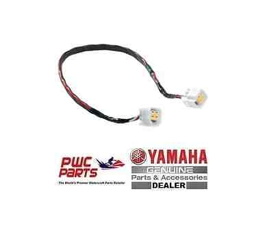 YAMAHA OEM Command Link® 2-ft Pigtail Bus Harness 6Y8