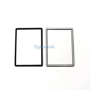 New Outer Screen LCD Display Window Glass Protector for