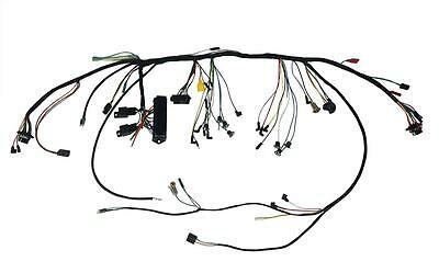 Mustang Under-Dash Harness with Premium Fuse Box and