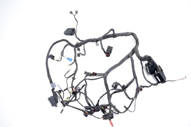 04-09 BMW K1200R Main Wiring Harness Chassis Loom