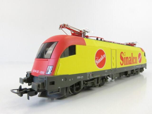 "PIKO 57483 Es 64 U2-200 Livery Red/Yellow ""Sinalco""   eBay"