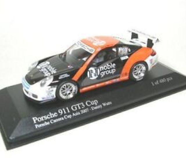 Image Is Loading Porsche  Gt Asia Carerra Cup
