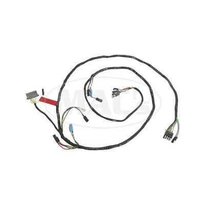 Firewall To Headlamp Socket Wiring, Fairlane, Ranchero