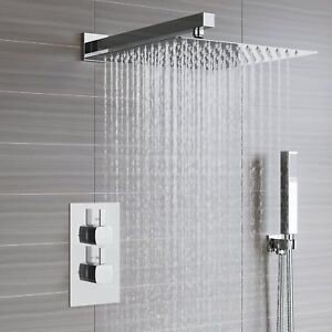 details about waterfall shower