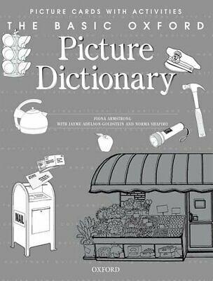 The Basic Oxford Picture Dictionary Picture Cards 2nd