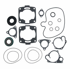 Complete Gasket Kit fits Polaris XC 600 Deluxe 2000