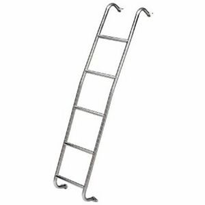 Stainless Ladder 2007-2017 Dodge,Freightliner Mercedes