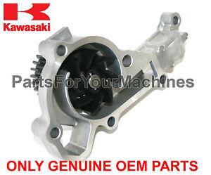Genuine Kawasaki Water Pump For Fd620d Engine John Deere