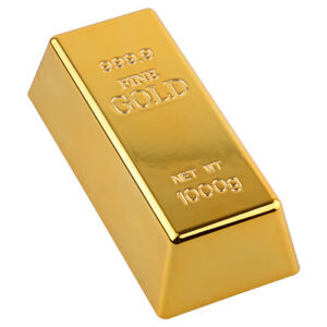 fake plated gold bar