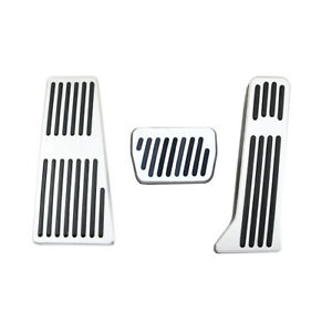 No Drill Accelerator Fuel Gas Pad Footrest Pedal For Mazda