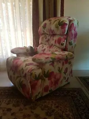 posture care chair adelaide gumtree office qoo10 tailor made as good brand new armchairs