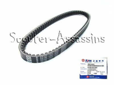 SYM EURO MX Shark 125 150 Drive Belt 790x19.5x28 PN