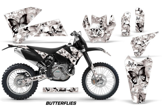 MX Graphics kit Decal for KTM C4 SX EXC MXC 125/525 2005