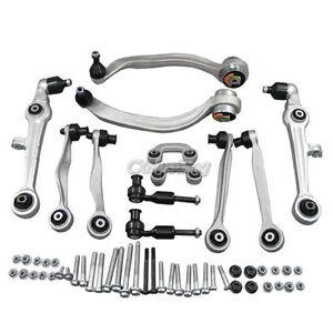 Aluminum Control Arm Kit For Audi A4 A6 S4 VW Passat B5