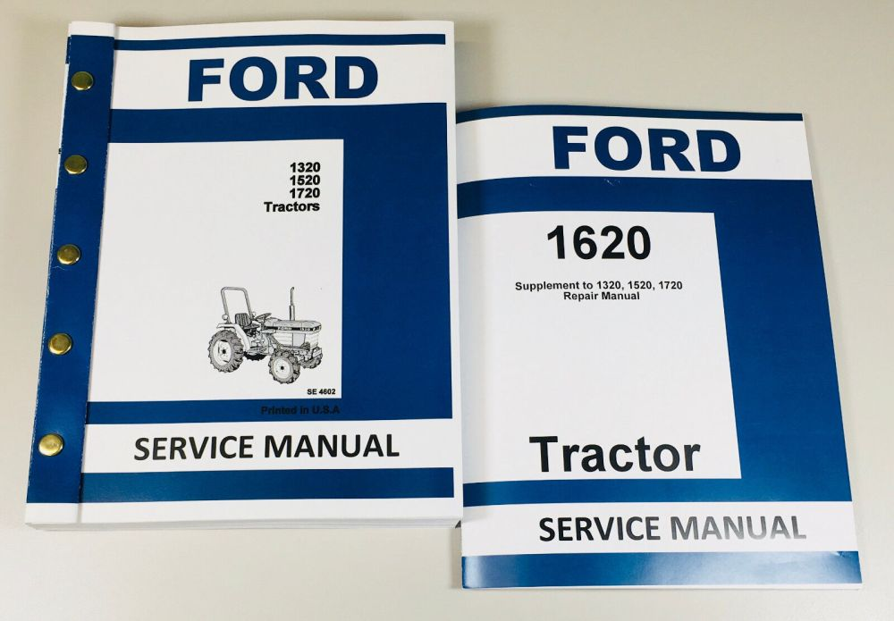 medium resolution of ford 1620 tractor service repair shop manual technical factory ford 871 tractor specs ford 1620 tractor