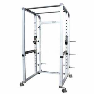 details about hammer strength athletic series power rack squat rack commercial gym equipment
