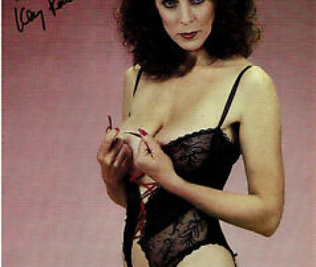 Image Is Loading Kay Taylor Parker 8x10  Autographed