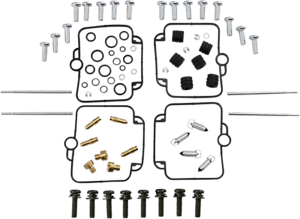 Parts Unlimited Carburetor Carb Rebuild Kit For 1991-1993