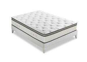 Image Is Loading Sleepkings 2500 Pocket Sprung Gel Mantra Mattress With