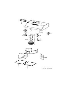 NEW OEM GE Range Vent Hood CAPACITOR 7MFD 400V WB27X27276