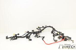 2016 Yamaha MT09 FZ09 Main Wiring Harness Loom NO CUTS 1RC
