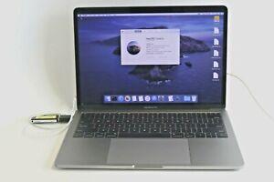 Apple MacBook Pro A1708 MPXQ2LL/A i5-7360U 2.30GHZ 8GB 256GB SSD 13