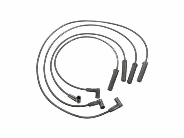 For 1987-1990 Chevrolet Celebrity Spark Plug Wire Set SMP