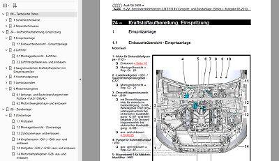 Audi SQ5 3.0 TFSI Q5 3.2 2.0 Hybrid TDI Plus + Repair