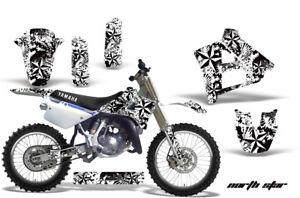 Dirt Bike Graphics Kit Decal Sticker Wrap For Yamaha YZ125