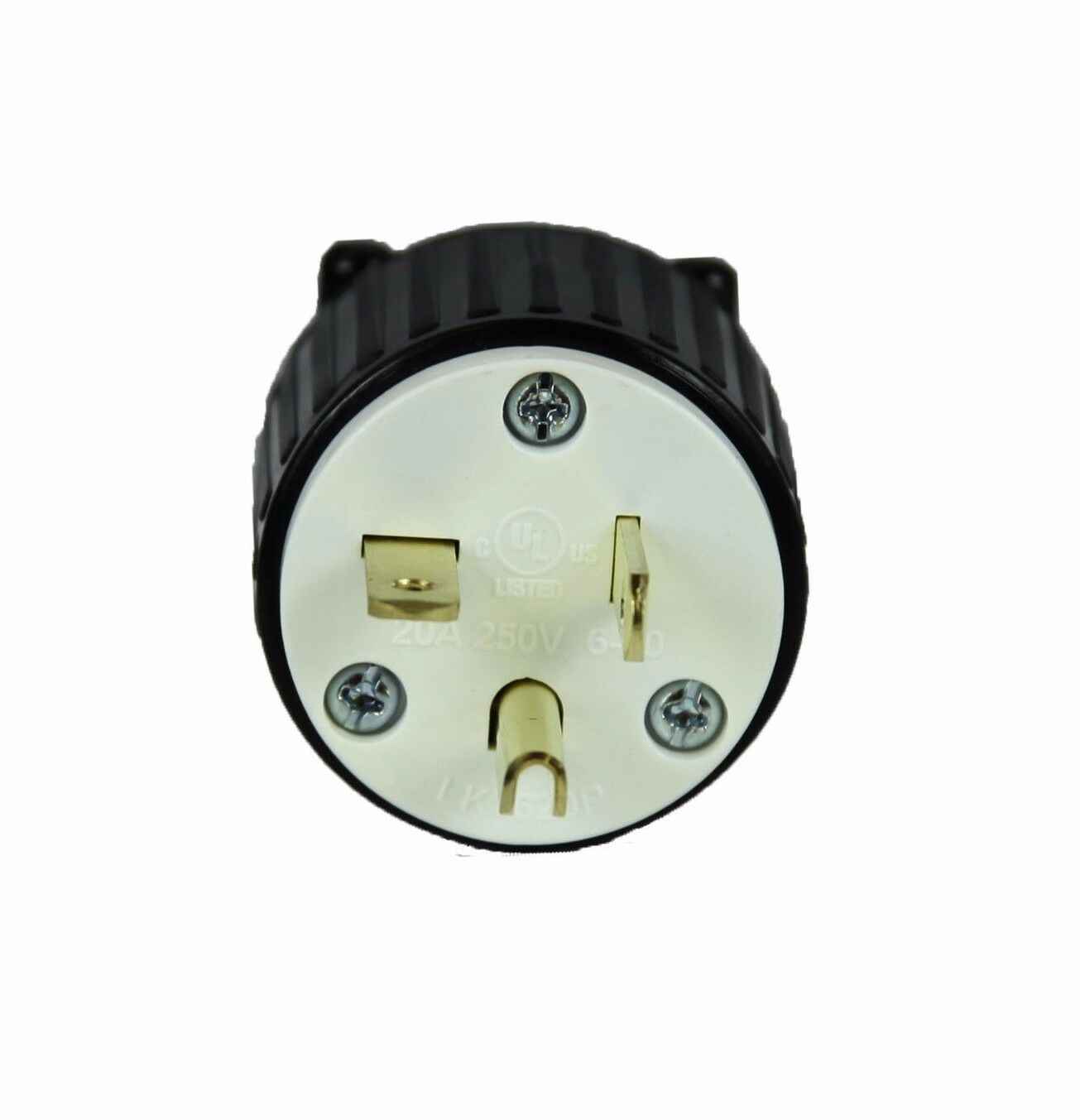 Replacement 30 Amp 250 Volt Male Twist Lock 3 Wire Power Cord Plug New