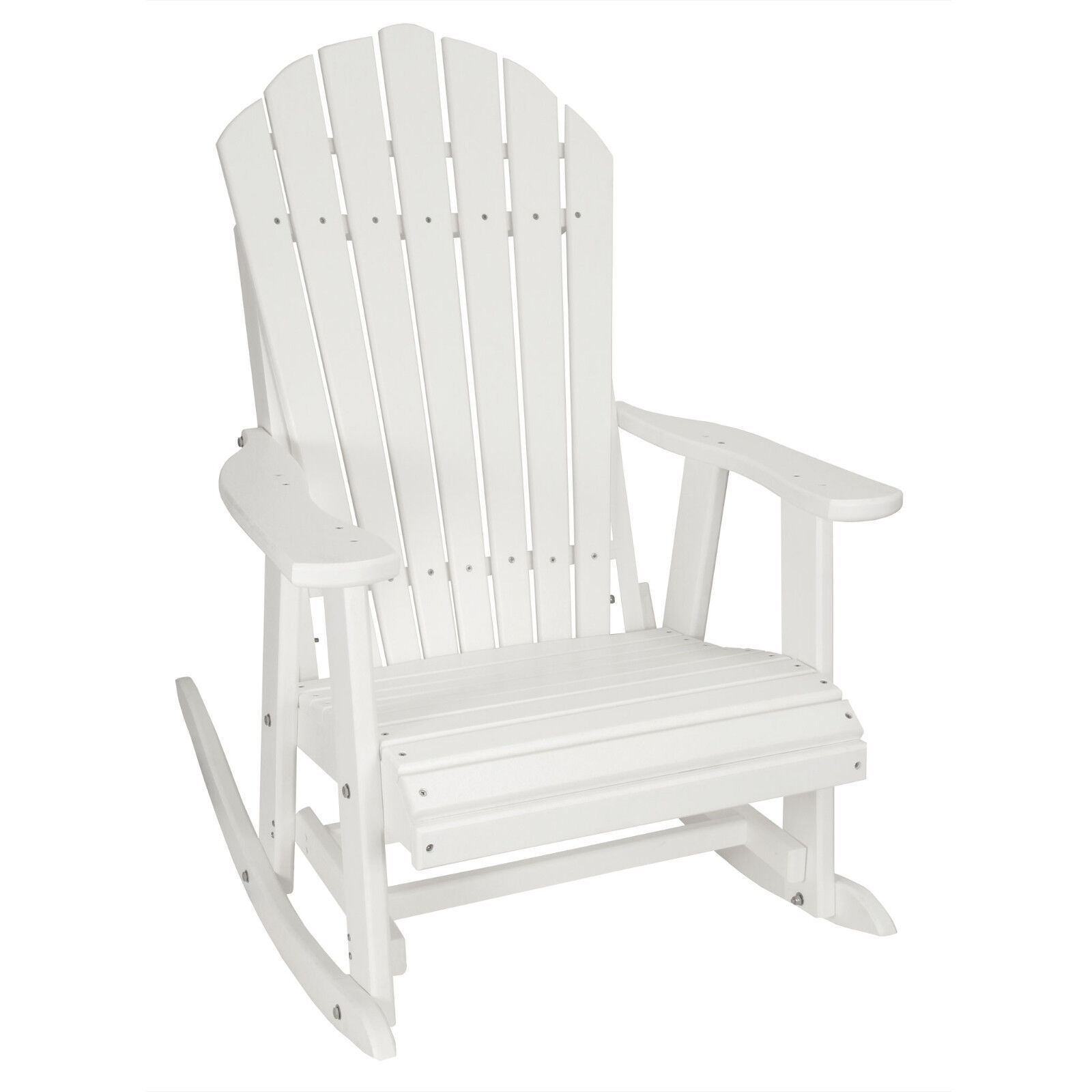 amish made rocking chair cushions rent wedding chairs new outer banks poly lumber adirondack rocker