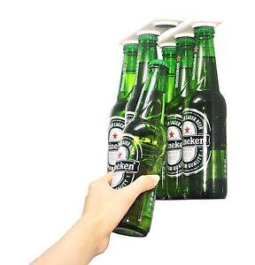details sur porte bouteille de biere magnetique pour frigo capacite 6 bouteilles neuf