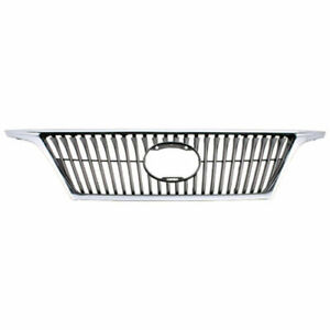 for 2010 2011 2012 Lexus RX350 Front Grille Painted Dark