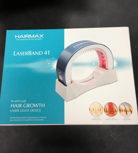 HairMax LaserBand 41 Hair Regrowth Device for sale online   eBay